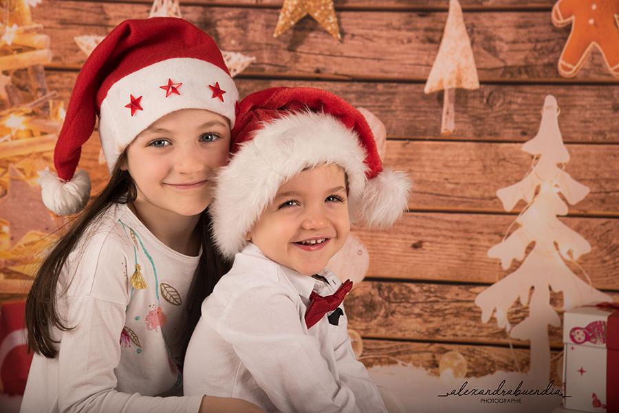 Les minis séances photo Noël reviennent pour le plus grand plaisir des petits et des grands !